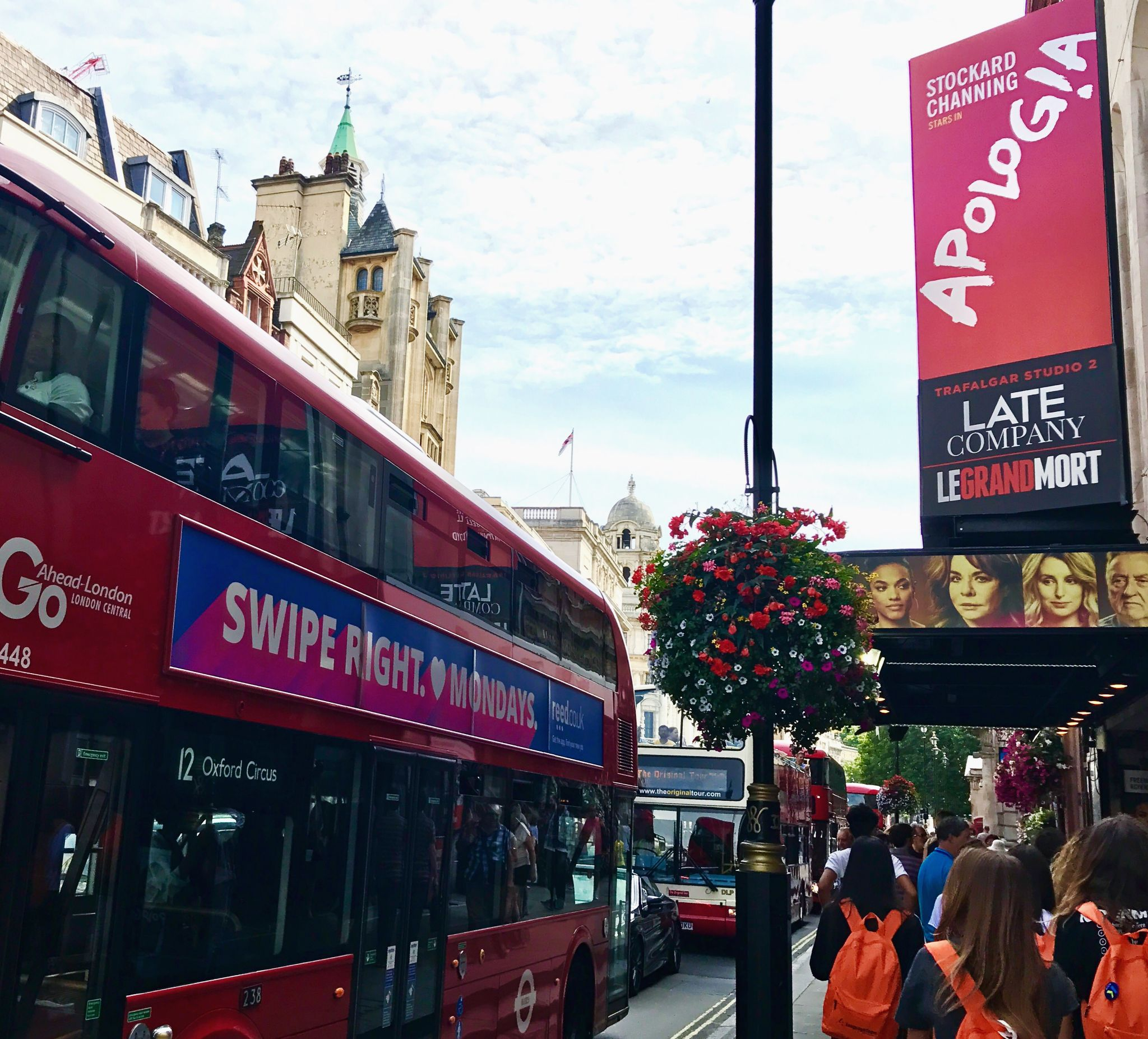 apologia london