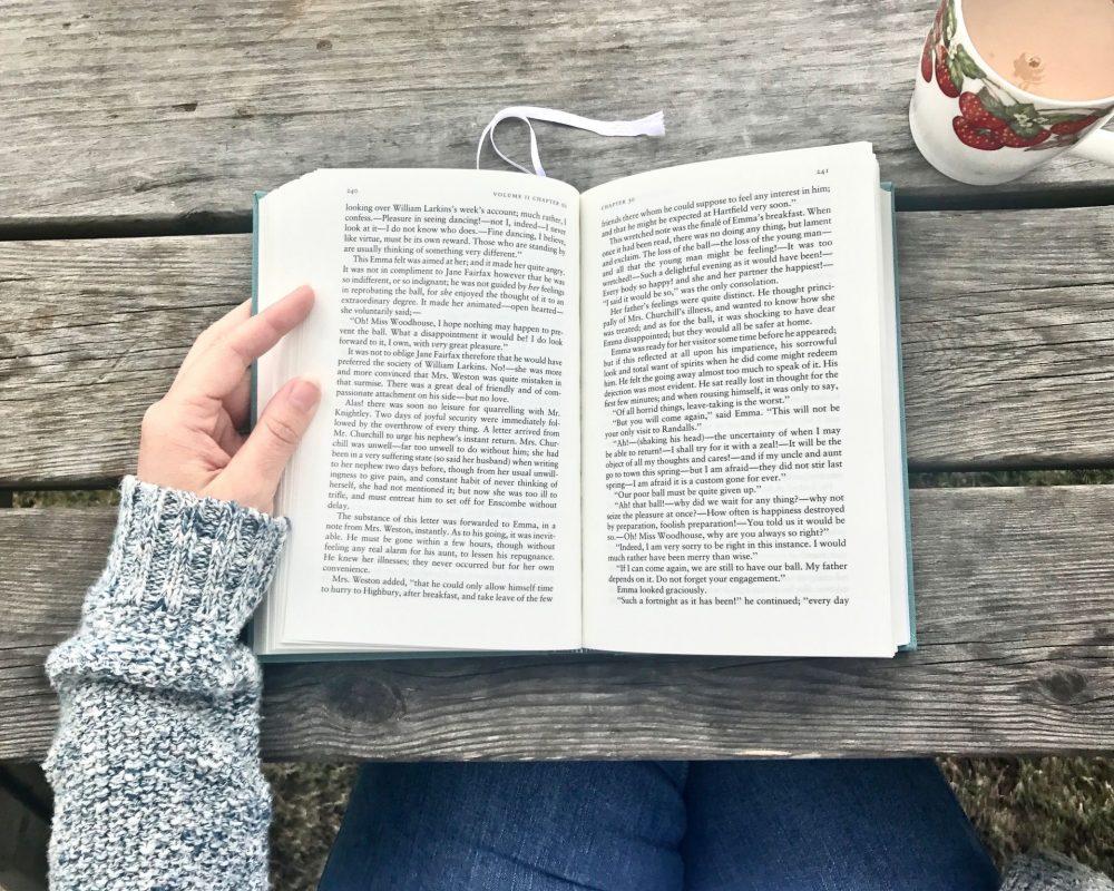 why I love Jane Austen