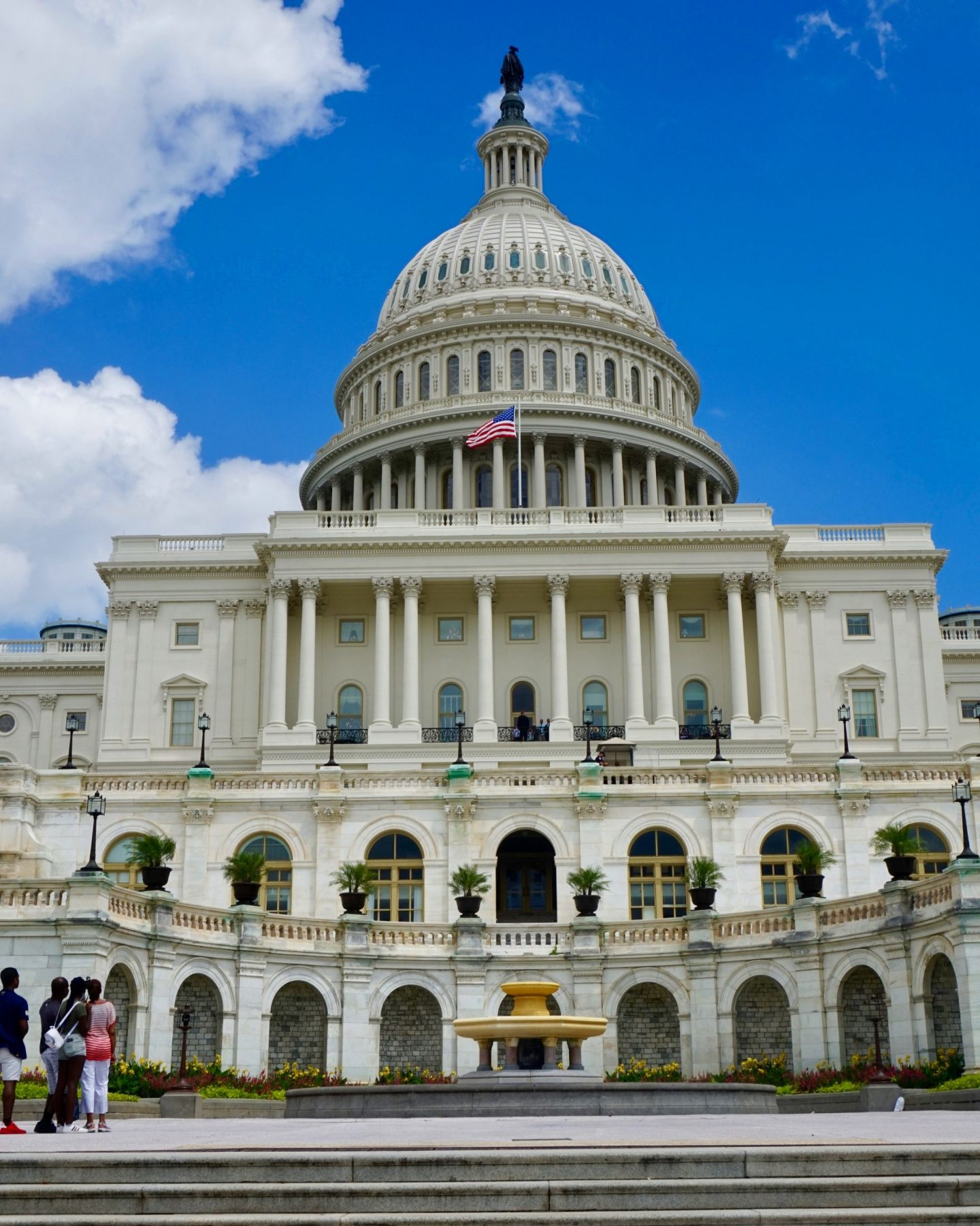 visit the capitol building in washington dc