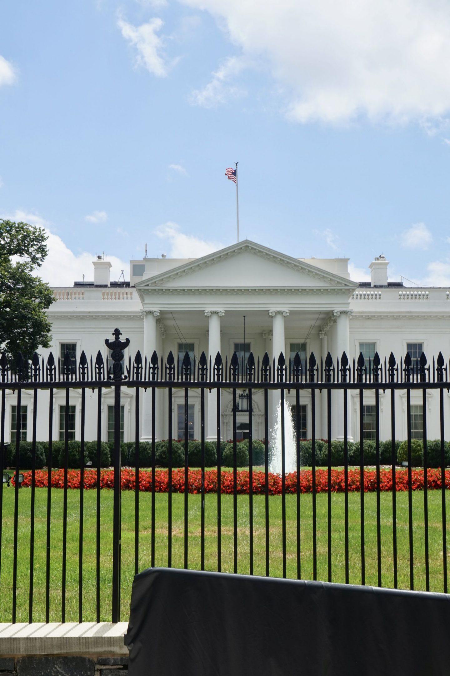 visit the white house in washington dc