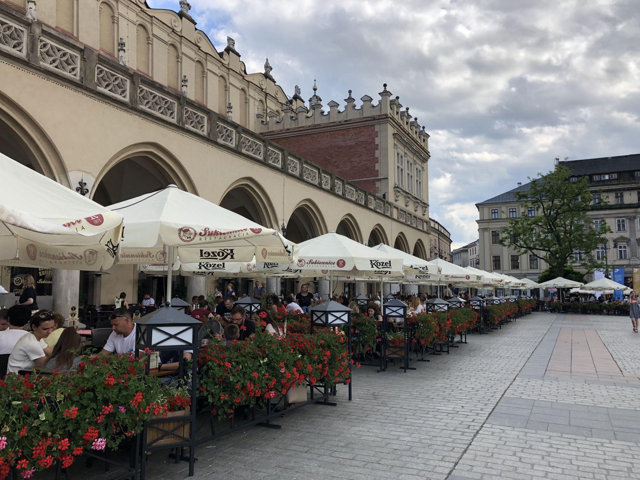 weekend in krakow poland