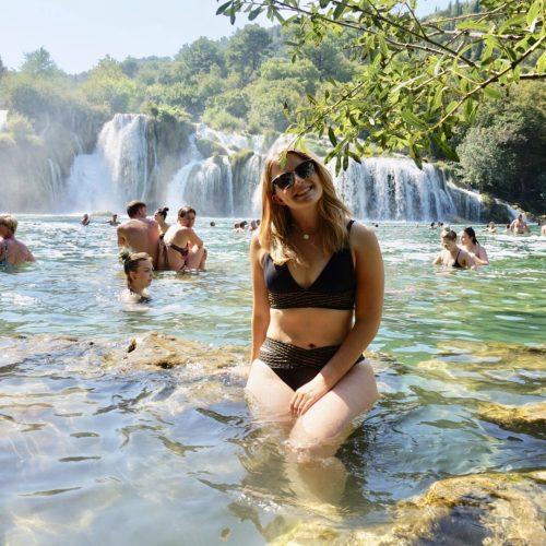 split waterfalls