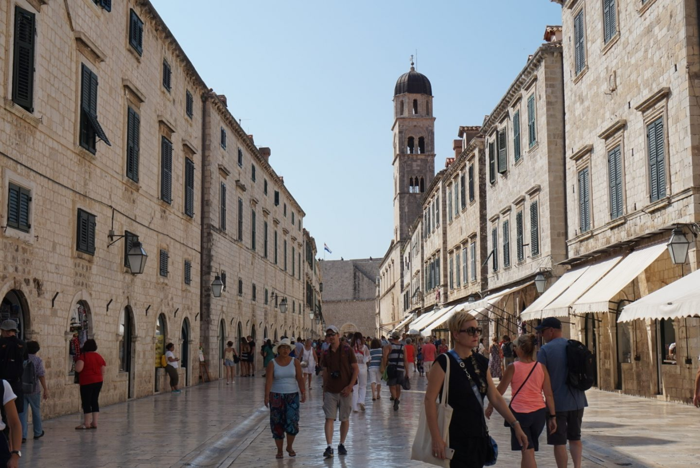 old town city of dubrovnik