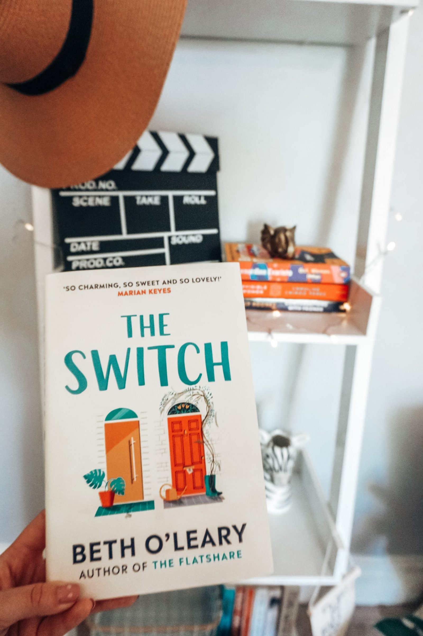 books to read and films to watch