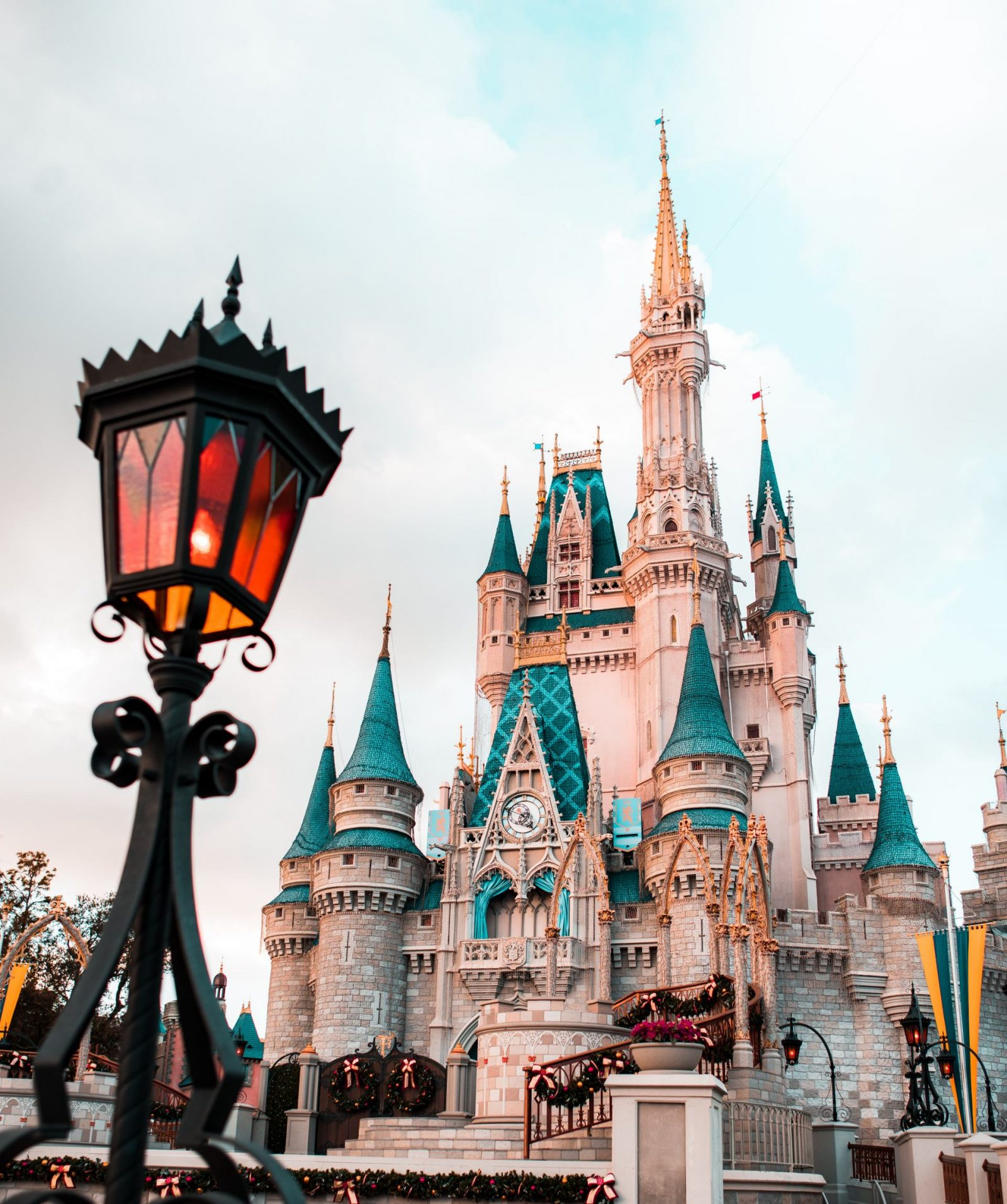disney castle in paris