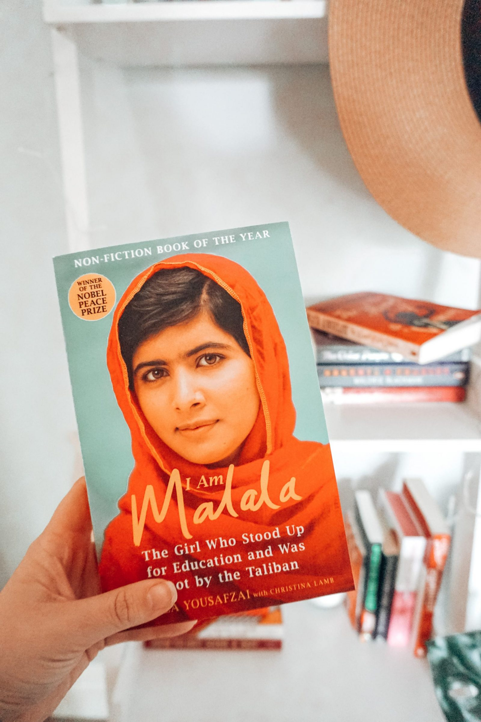 malala book read
