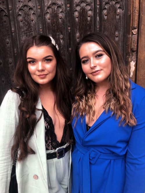 Charlotte price and carrie Pendle instagram business