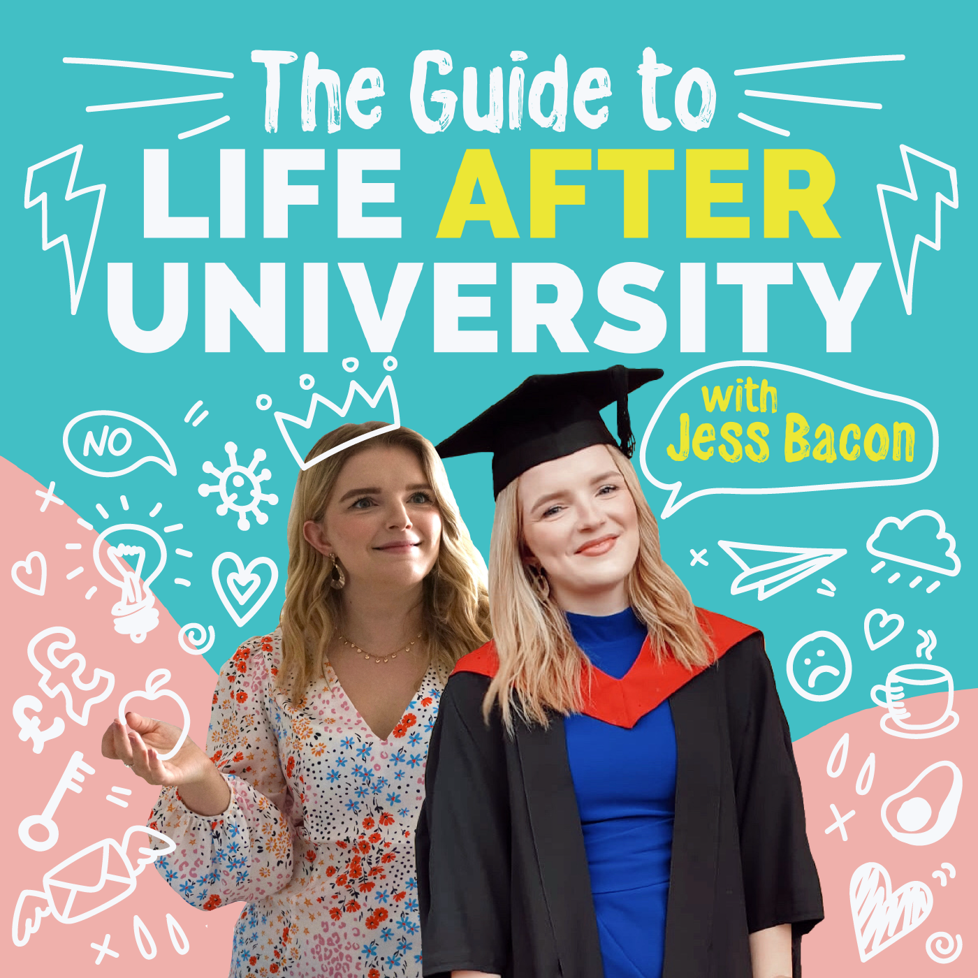 guide to life after university podcast