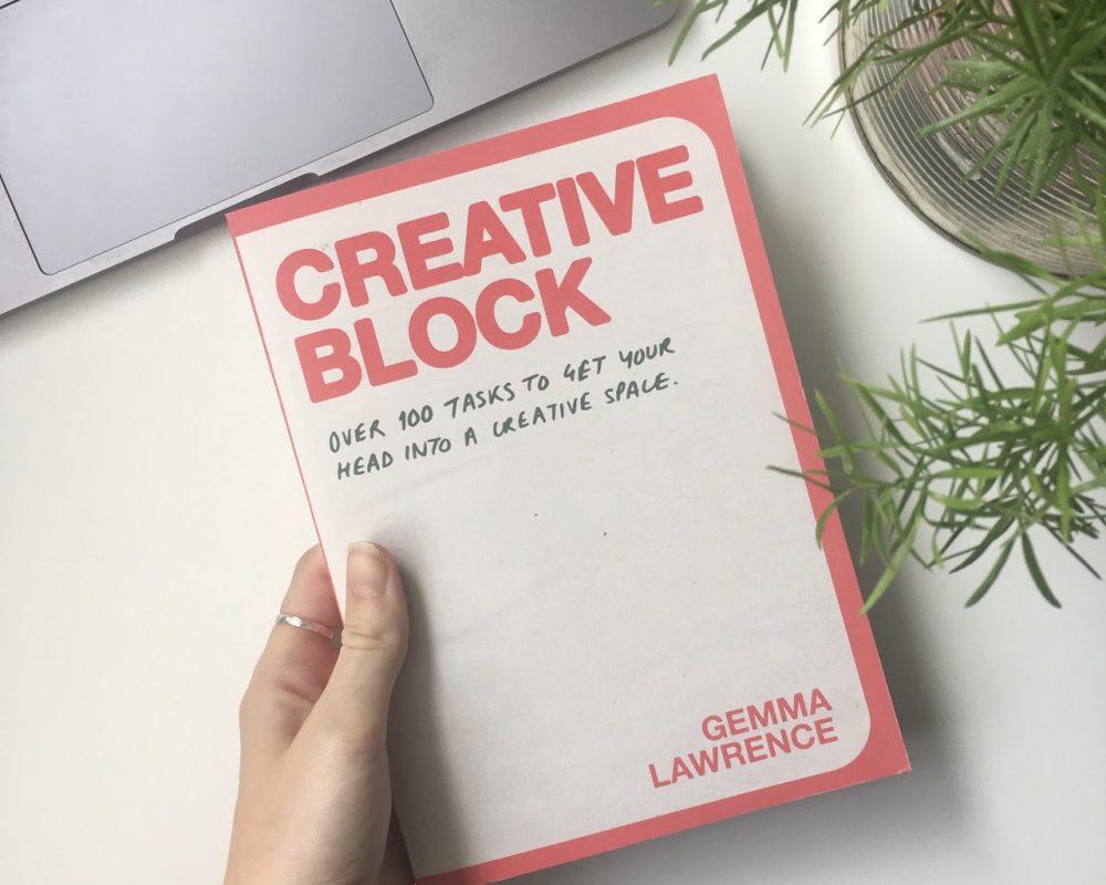 creative block first book