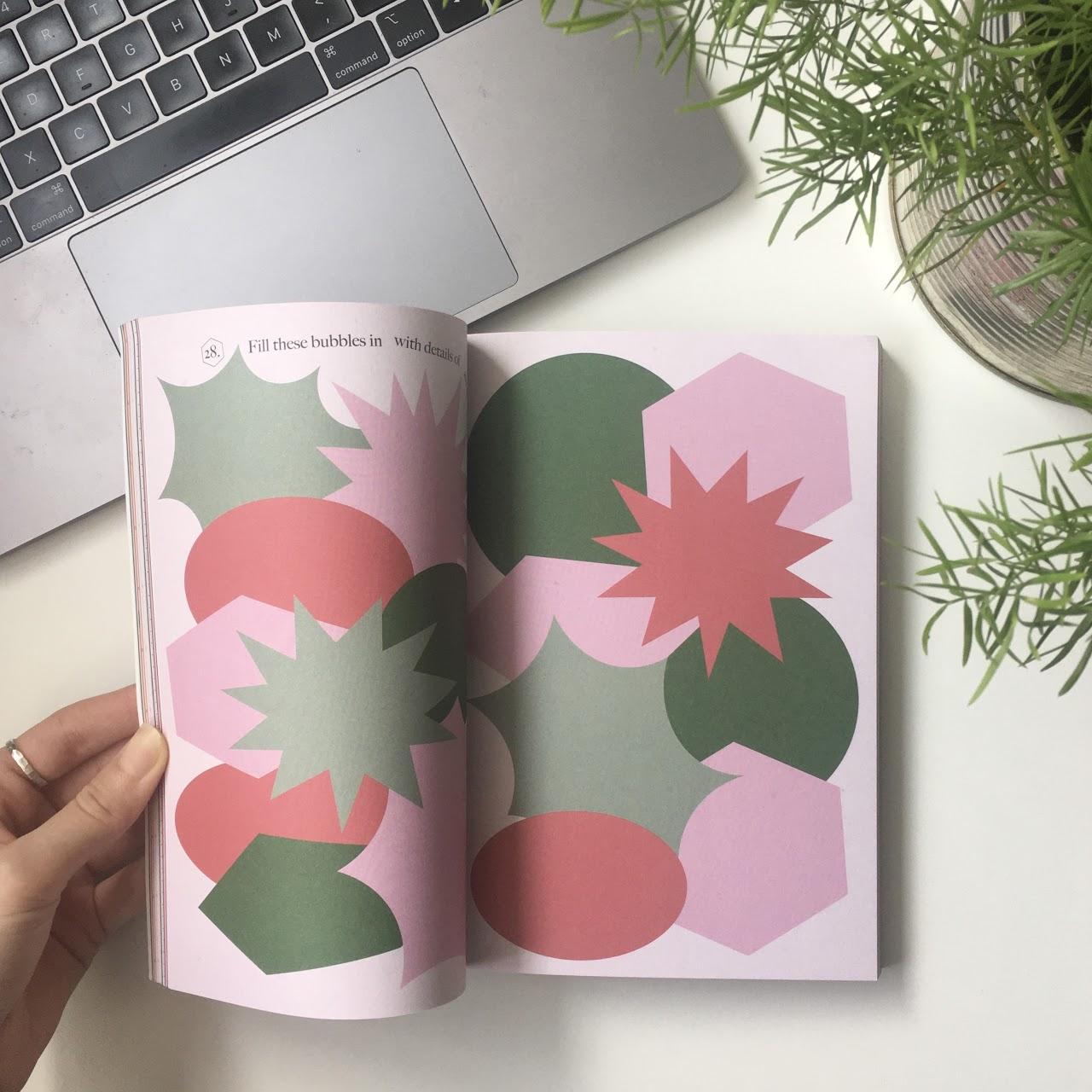 creative block book