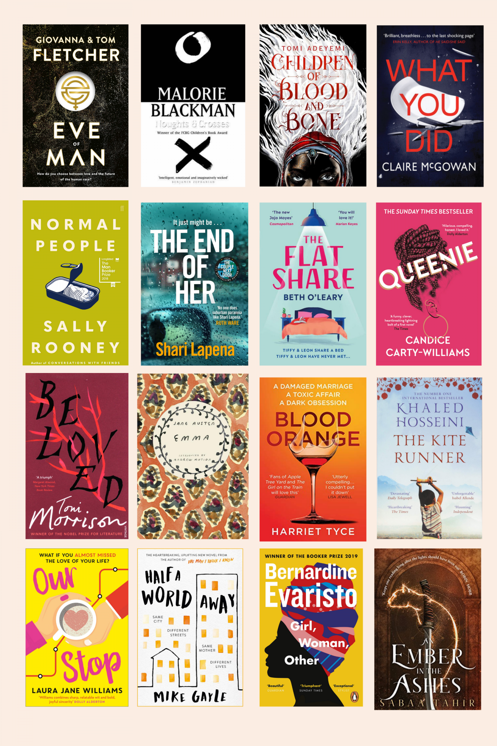 fiction books to gift this Christmas