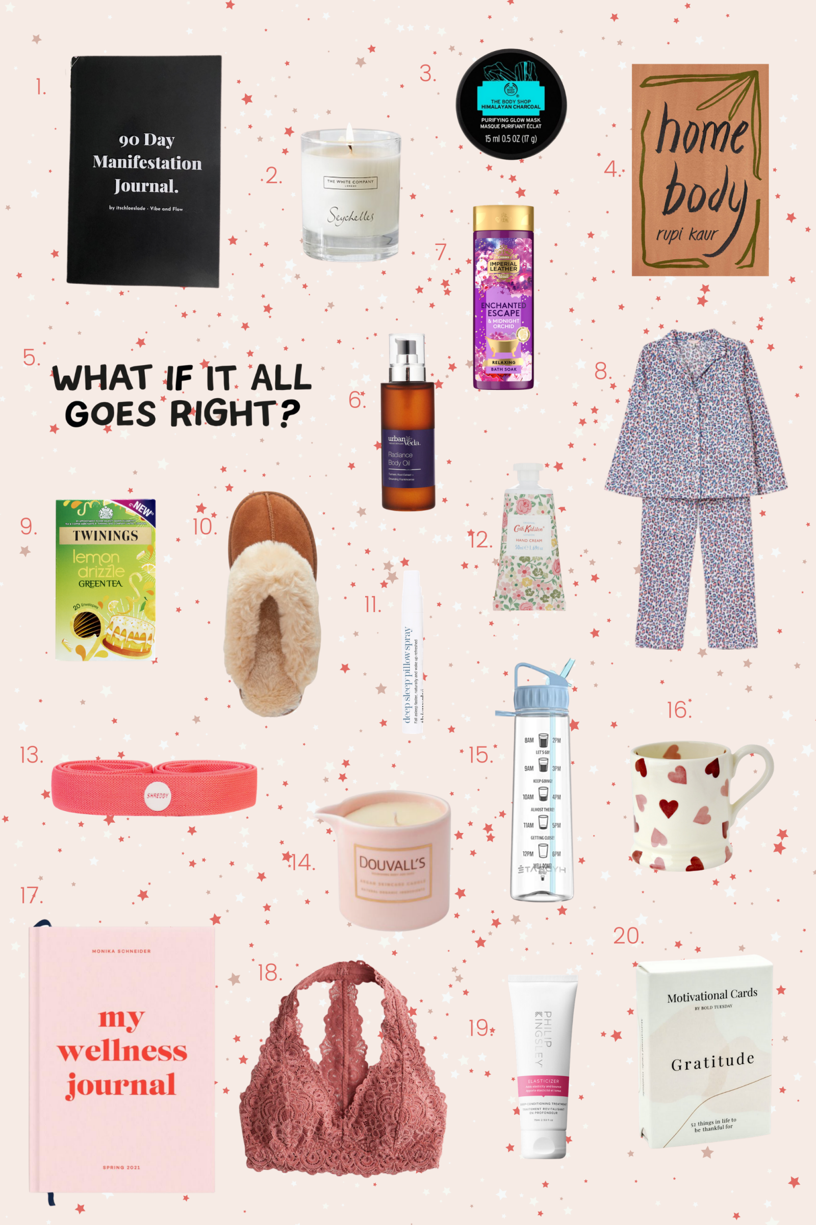 wellness gifts